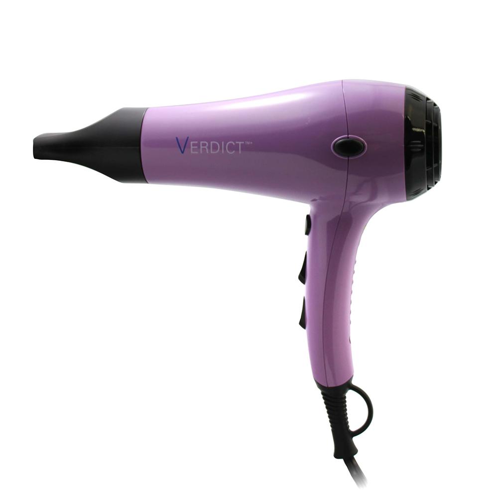 Verdict Professional Hair Dryer 1875 W Lavender Herb Verdict